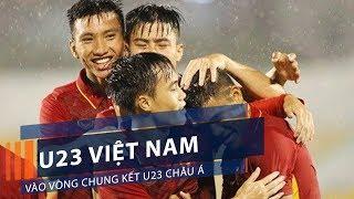 U23 Việt Nam vào vòng chung kết U23 Châu Á   VTC1