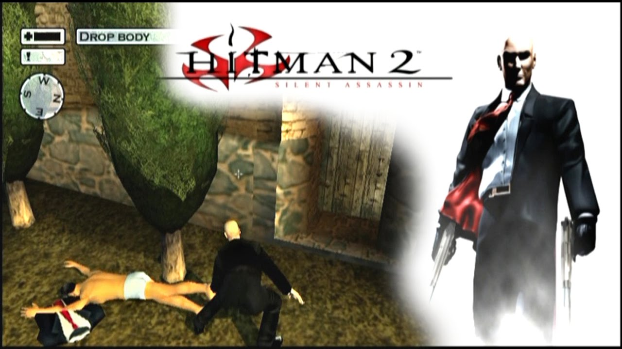 Hitman 2 Silent Assassin Ps2 Youtube