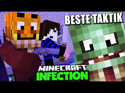 WIR VERSTECKEN UNS AUF DER TOILETTE! ✪ Minecraft Infection