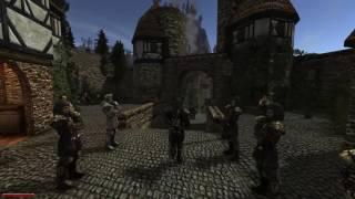 Готика 2: Ночь Ворона, DX11+Vurt's, Доспехи паладина, Предводители орков, №31
