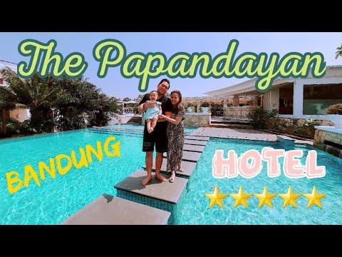 Review Hotel !!! Hotel bintang 5 - The Papandayan Bandung