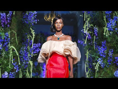 Guo Pei | Haute Couture Fall Winter 2017/2018 Full Show | Exclusive