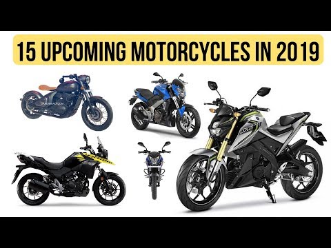 Top 15 Upcoming Bikes Launching In 2019 in India Mp3