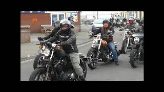 Mods and Rockers  hunstanton ride out Sep 2018