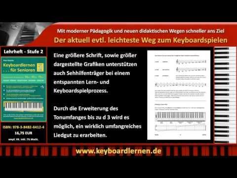 Keyboardlernen für Senioren (Stufe 1) - Eine Serie für die Generationen 55, 65 und 75plus from YouTube · Duration:  3 minutes 29 seconds