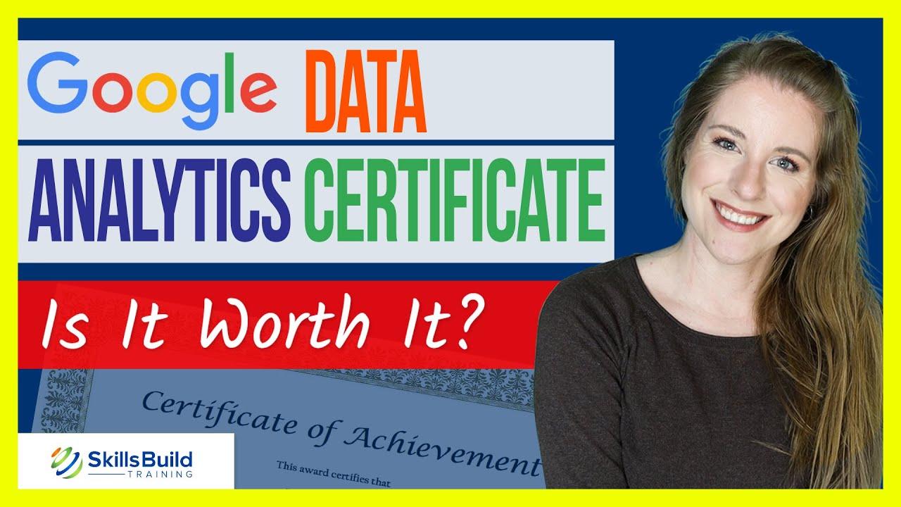 🔥 Google Data Analytics Professional Certificate...Is It Worth It? 🤔