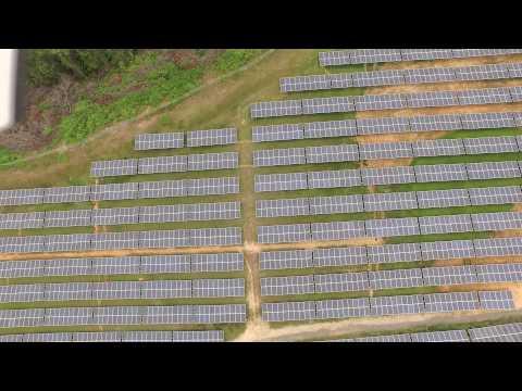 京都伏見桃山 太陽光発電所3/ Kyoto Mega Solar 3