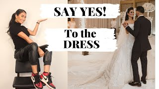 SAY YES TO THE DRESS  // STORYTIME DEEL 1 - SISI BOLATINI