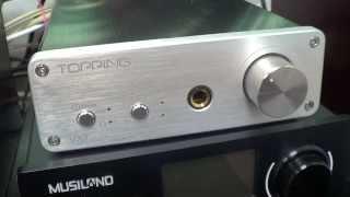 Topping VX1 全新系列數碼擴音機