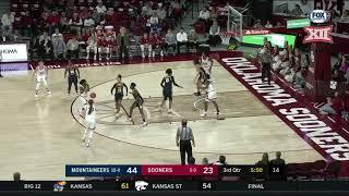 West Virginia vs Oklahoma Women's Basketball Highlights