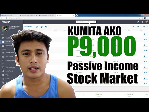 unang-kita-at-withdrawal-ko-₱9,000-|-passive-income-online-in-stock-market-copy-trading