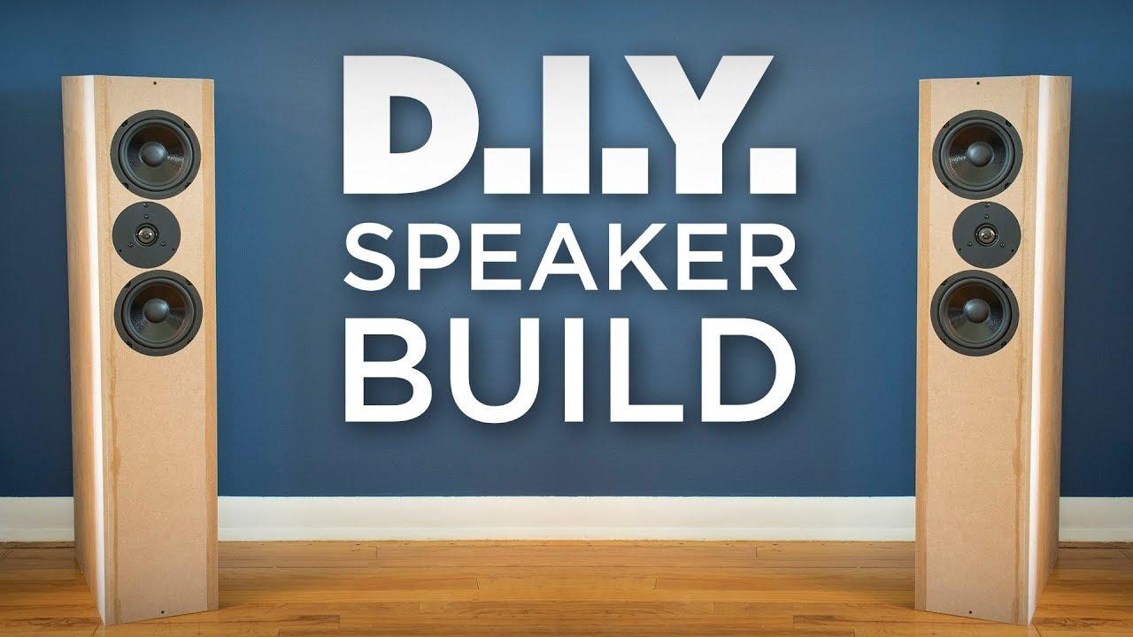 Parts-Express Speaker Build