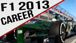 F1 2013 - Career - Melbourne