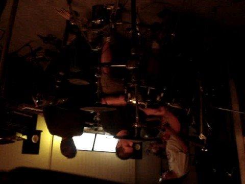 Jay Marr of NerVis upside down
