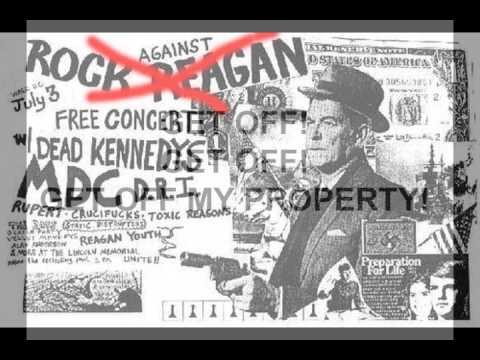 Get Off My Property! - music Video, with lyrics