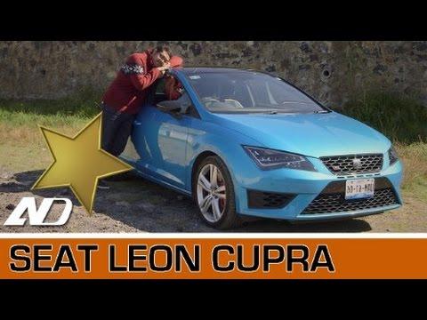 Seat Leon Cupra - Olvida los lujos, recuerda la emoción