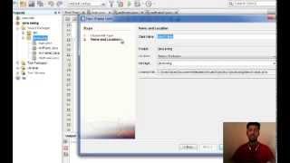 Java Swing Tutorial 3 - Login Frame Form