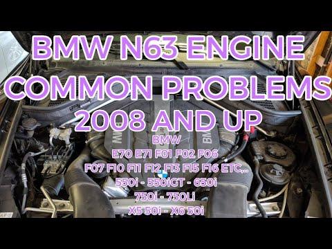 2008 bmw x6 xdrive50i problems