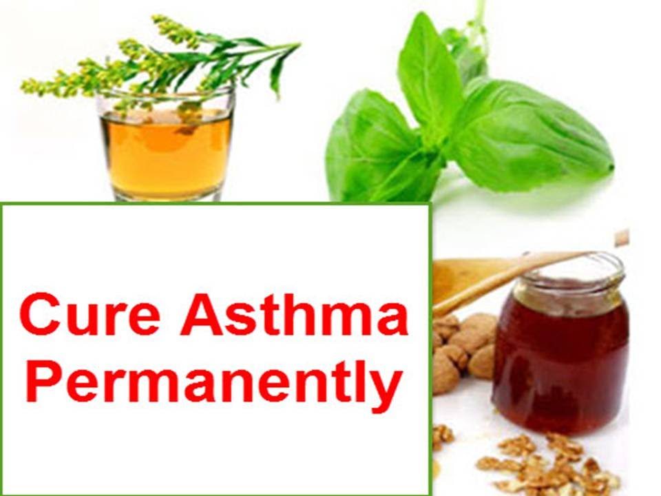 How Can I Cure Asthma Naturally