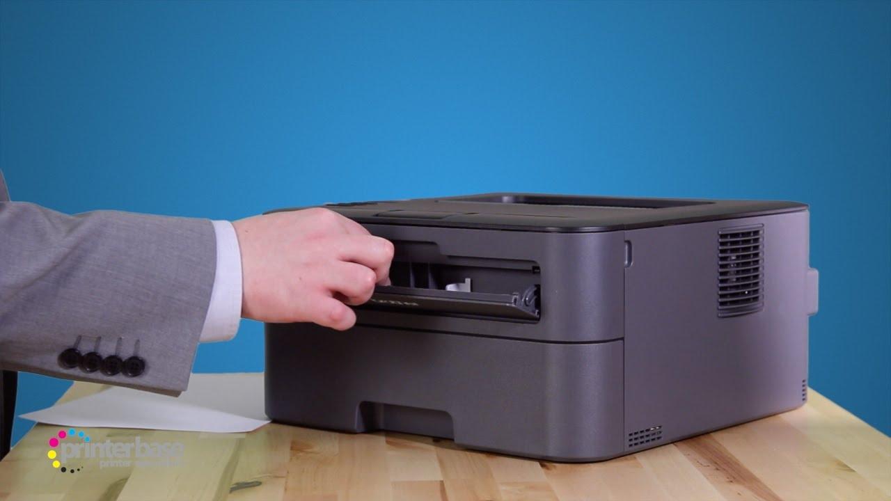 Brother Hl L2360dn Mono Laser Printer Review Printerbase