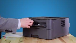 Brother HL-L2360DN Mono Laser Printer Review printerbase co uk