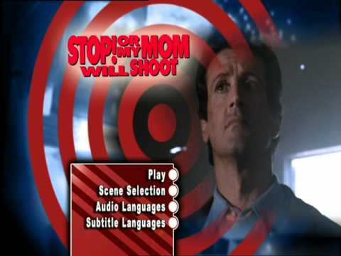 Stop! Or My Mom Will Shoot (DVD Menu)