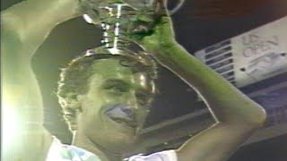 US Open 50 for 50: Mats Wilander, 1988 US Open Champion