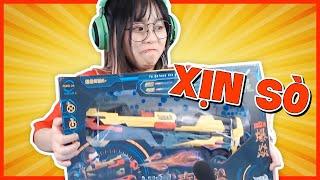 Fan tặng súng Siêu xịn làm MisThy muốn xỉuuuu !!! || TẶNG GÌ CHO MISTHY ?