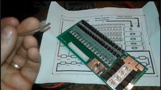Самостоятельная сборка литиевого аккумулятора для электровелосипеда скутера