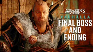 ASSASSIN'S CREED: VALHALLA Final Boss and Full Ending HD