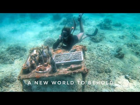 Beauty Beyond Your Fear (First Freediving Experience) MABINI, BATANGAS