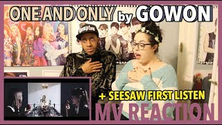'ONE & ONLY' by LOOΠΔ/GOWON | MV REACTION + SEESAW FIRST LISTEN | KPJAW - Stafaband