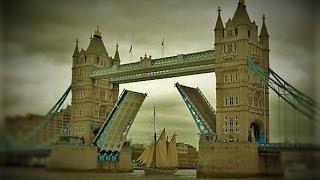 Tower Bridge. Тауэрский мост — символ Лондона(Вместе с вами мы посетим Тауэрский мост, разводной мост в центре Лондона над рекой Темзой., 2016-05-16T08:13:39.000Z)
