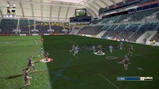 Rugby league live 4 cowboy player career mode episode 3