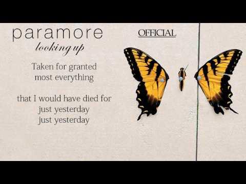 Paramore - Looking Up [OFFICIAL Karaoke/Instrumental]