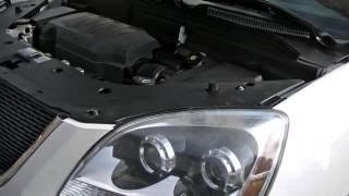 08GMC ACADIA Headlight