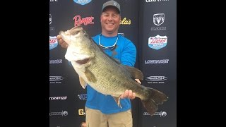 2017 TXTT Event #3 - BELTON LAKE --- See a GIANT 13 pound plus bass