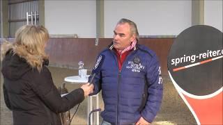 Wintertraining mit Alois Pollmann Schweckhorst im Stall Augustenhof