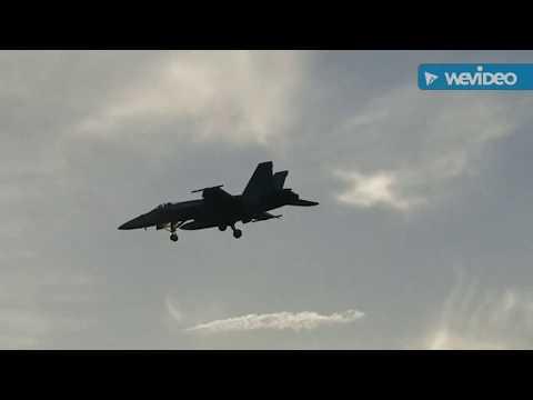 US Navy Jets at Oceana Naval Air Base