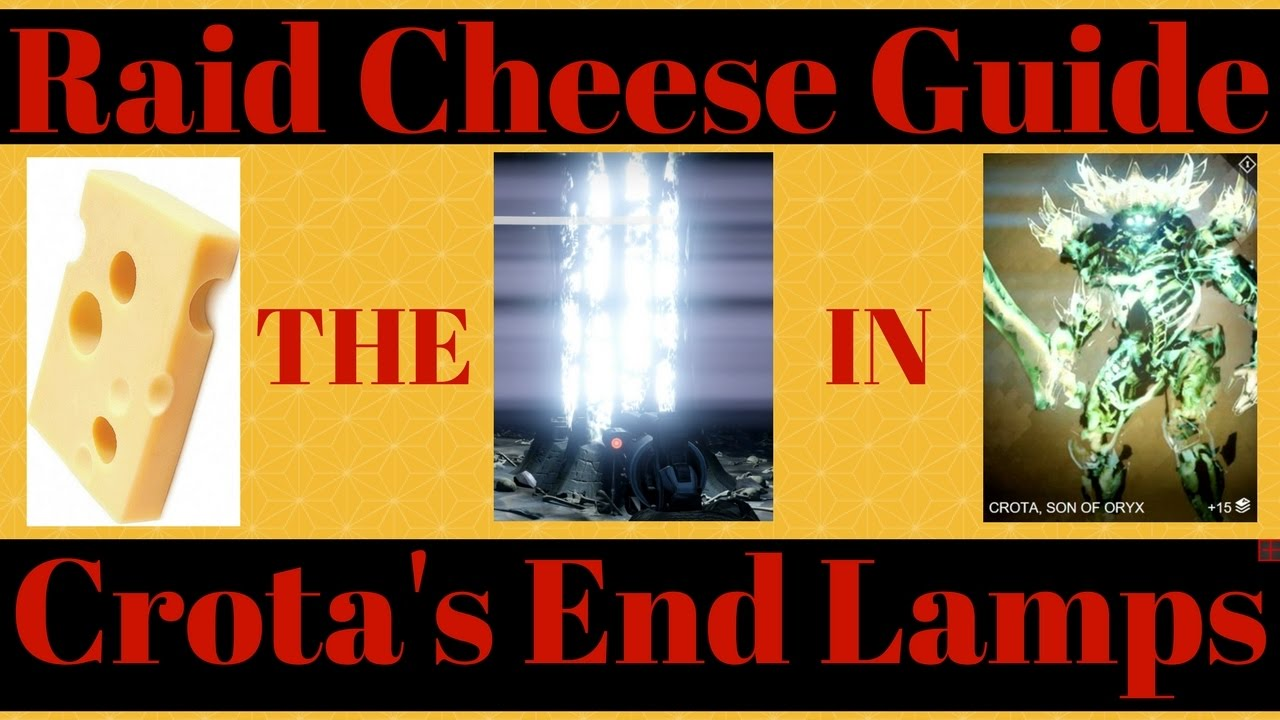 Destiny how many lamps are in crotas end - Destiny Raid Cheese Guide Traversing The Abyss Lamps In Crota S End At 400 Light For Spring Update