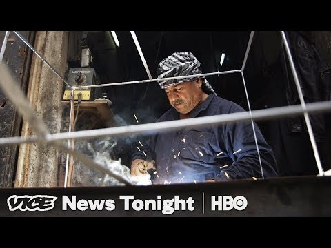 This Is Mosul 18 Months After ISIS Was Driven Out (HBO)