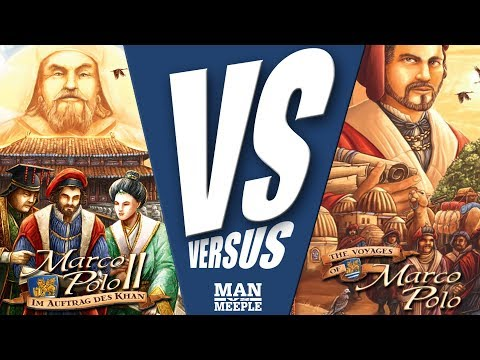 """VS"" - Marco Polo 2 Versus The Voyages Of Marco Polo"