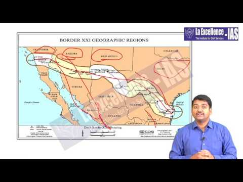 Geography through Maps-2017 by Sandeep sir, La Excellence IAS