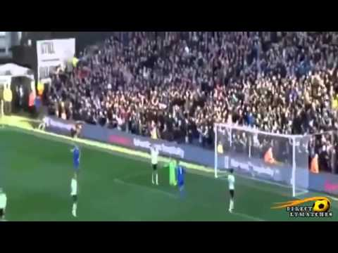 Fulham 1-3 Chelsea ALL GOALS
