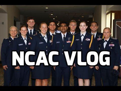 Behind the scenes of NCAC / VLOG @ Disney