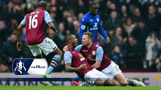 Video Gol Pertandingan Leicester City vs Aston Villa