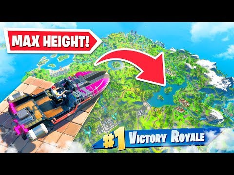 We Took A Boat To *MAX HEIGHT* And THIS Happened!