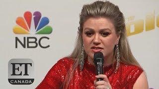 Kelly Clarkson Mentors 'The Voice' Winner Brynn Cartelli