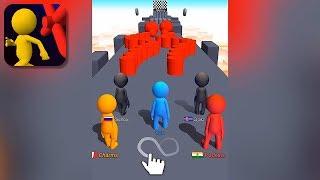 Human Runner 3D - Gameplay Trailer (iOS)
