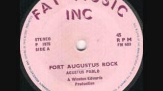 Augustus Pablo - Fort Augustus Rock